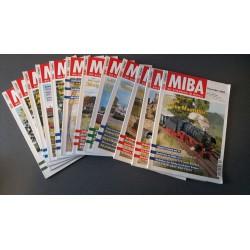 Miniatuurbahnen Miba 2005 Compleet jaargang
