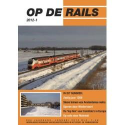 Op de rails 2012 Losse nummers