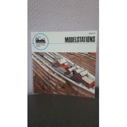 Modelstations - Kleine modelbaan serie 14