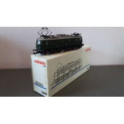 Märklin - Hamo H0 3369 omgebouwde electrische loc