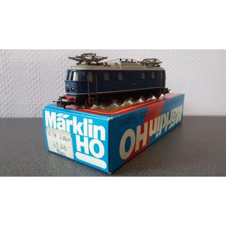 Märklin - Hamo H0 3023 omgebouwde electrische loc