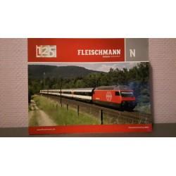 Fleischmann - Neuheitenkatalog 2012