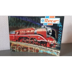 Roco H0-Hoe-N catalogus 2002/2003 Duitstalig 434 Bladzijden