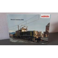 Marklin H0 Nieuwe modellen 2018