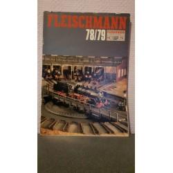Fleischmann - Catalogus 78/79