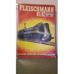 Fleischmann - Catalogus 81/82