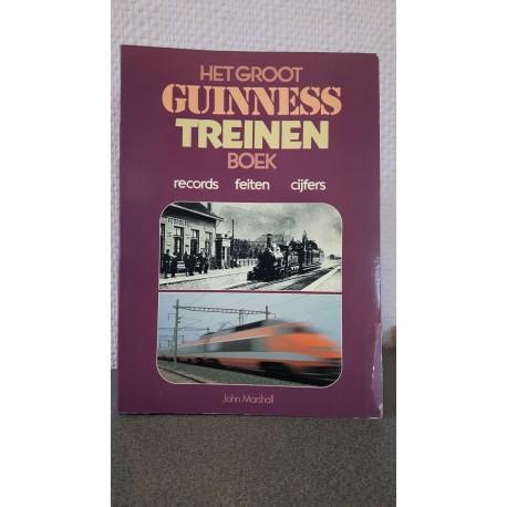 Het groot Guinness treinen boek