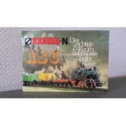 Arnold-N Der richtige Zug zum Bahnspass Erster Klasse