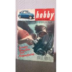 Hobby - Das magazin der technik 1957