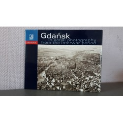 Gdansk in aerial photography from the interwar period