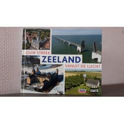 Jouw streek Zeeland vanuit de lucht
