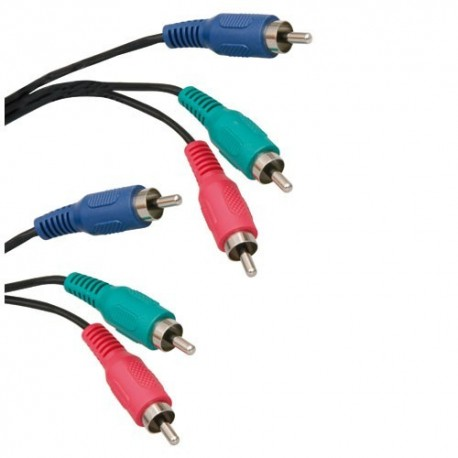 ICIDU Component Video Kabel, 10m