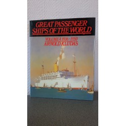 Great Passenger ships of the World - Volume 4 1936 - 1950