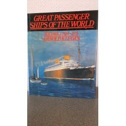 Great Passenger ships of the World - Volume 3 1924 - 1935