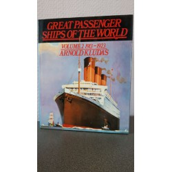 Great Passenger ships of the World - Volume 2 1913 - 1923