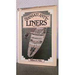 Transatlantic liners 1945-1980