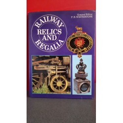 Railway relics and regalia