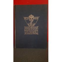 1854-1929 Gedenkboek Koninklyk Instituut voor de Marine te Willemsoord