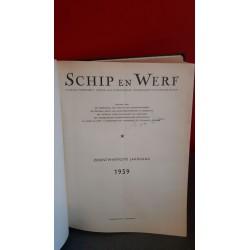 Schip en werf 1959 14-daags tijdschrift