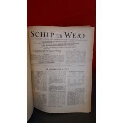 Schip en werf 1960 14-daags tijdschrift