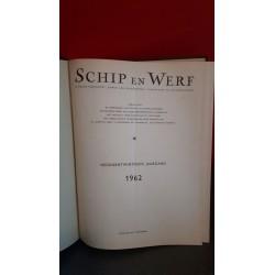 Schip en werf 1962 14-daags tijdschrift