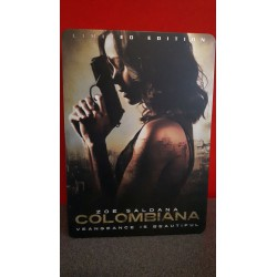 DVD Colombiana Veangeance is beautiful - Limited Edition