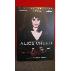 DVD The disappearance of Alice Creed - Limited Edition