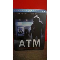 DVD ATM No warning. no control. no escape - Limited Edition