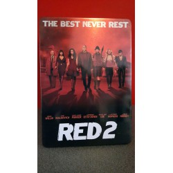 DVD Red 2 - The best never rest