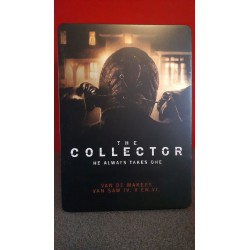 DVD The Collector - He always takes one