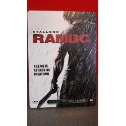 DVD Rambo - Killing is as easy as breathing - 2 disc edition