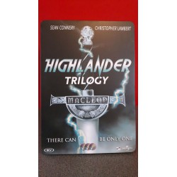 DVD Highlander - There can be only one - Trilogy