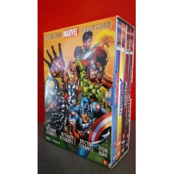 DVD Animated Marvel Collection - 4 disc