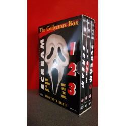 DVD Scream - The Collectors Box - 3 disc