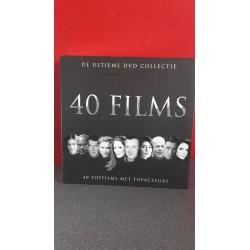 De ultieme DVD Collectie - 40 Topfilms met topacteurs