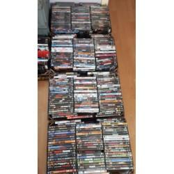 DVD Collectie - Ruim 350 z.g.a.n. DVD's