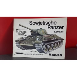 Sowjetische Panzer - Band 6