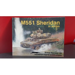 M551 Sheridan in Action - Armor Number 28