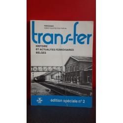 Trans-fer Histoire et actualites ferroviaires Belges