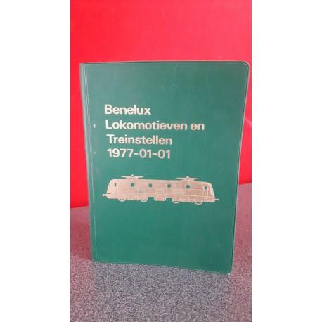 Benelux Lokomotieven en Treinstellen 1977-01-01v