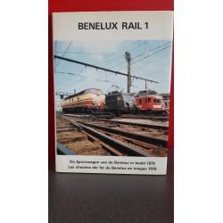 Benelux Rail 1 - De spoorwegen van de Benelux in beeld 1979
