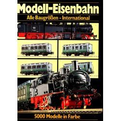 Modell-eisenbahn Alle Baugrösse - International 5000 modelle in farbe