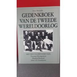 Gedenkboek van de tweede Wereldoorlog