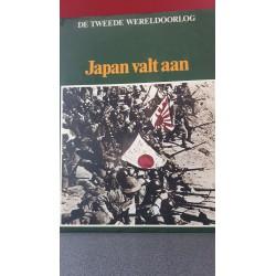 Japan valt aan - De Tweede Wereldoorlog