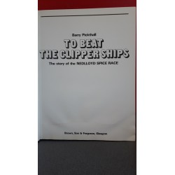 To beat the clipper ships