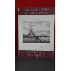 Oude K.P.M. schepen van 'Tempo Doeloe' - Deel III