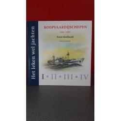 Het leken wel jachten - Koopvaardijschepen 1945 - 1970