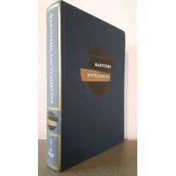 Maritieme Encyclopedie - Deel 1 A-BIJZ