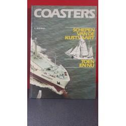 Coasters - Schepen van de kustvaart - Toen en Nu