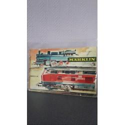 Marklin H0 catalogus Jaarboek 1968/69 Nederlands